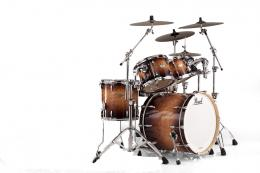 Pearl Masters Custom MCX Maple Set Mocha Tamo