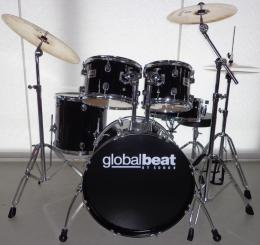 Sonor Global Beat Komplett-Set Studio black