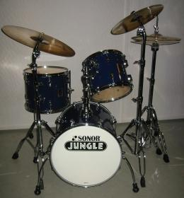 Sonor Jungle Shell Set Blue