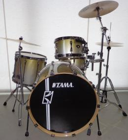 Tama Superstar Hyperdrive Custom  Gold Platinum Fade