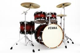 Tama Silverstar Set Satin Cherry Burst