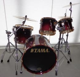 Tama Starclassic Maple Shell Set Gradiation Rasperry